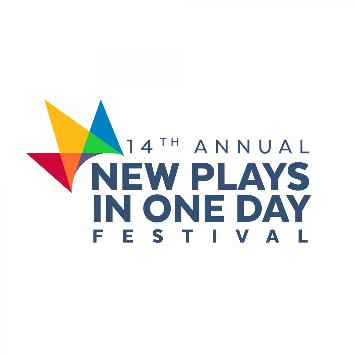 Play's in One Day Festival logo for the Marietta College's 2019 Theatre Season