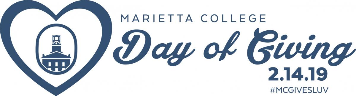 Marietta College Day of Giving Logo