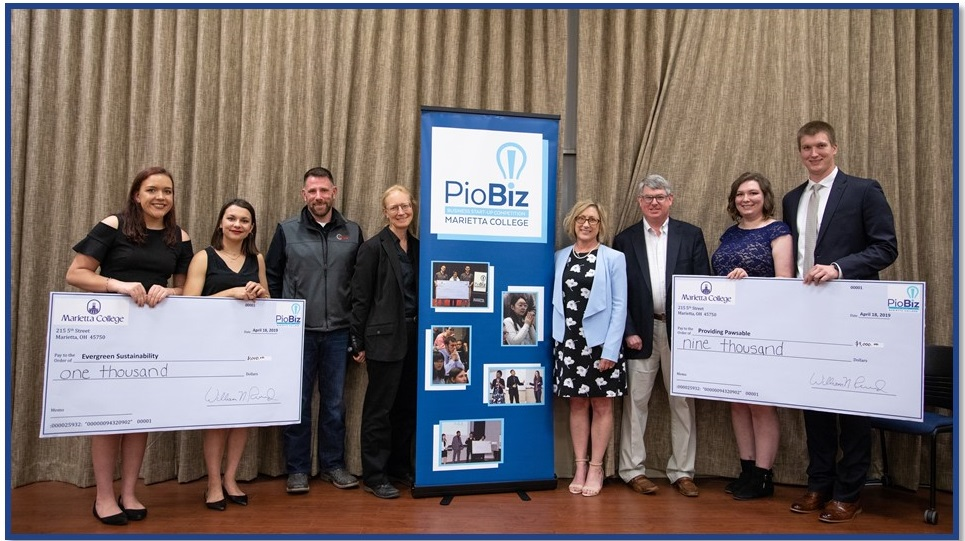 PioBiz 2019 Round 3 WInners and Judges