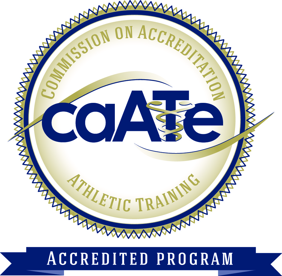 Commission on Accreditation of Athletic Training Education Logo