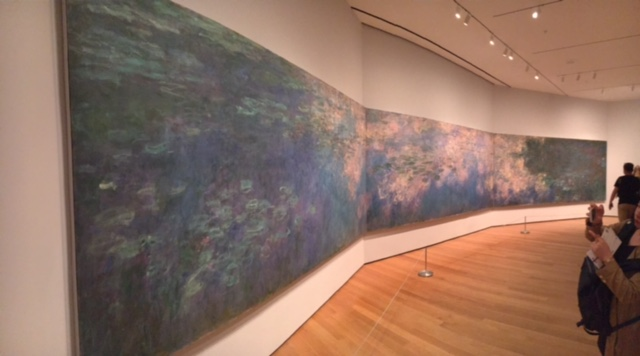 Marietta College Honors Students In the NYC MOMA