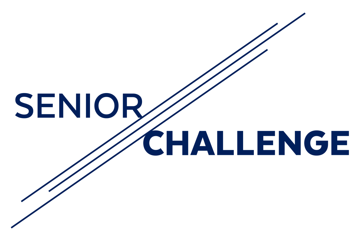 Senior Challenge Graphic
