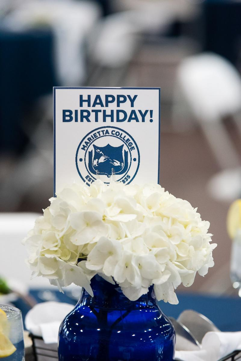 Happy Birthday To Marietta College