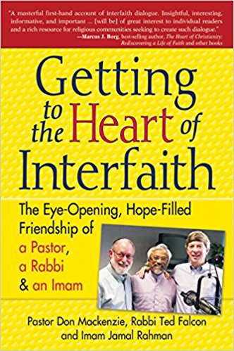 Getting to the Heart of Interfaith book cover