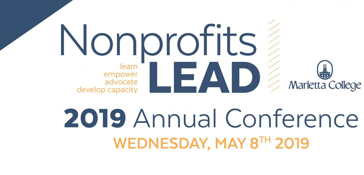 Nonprofits Lead conference banner