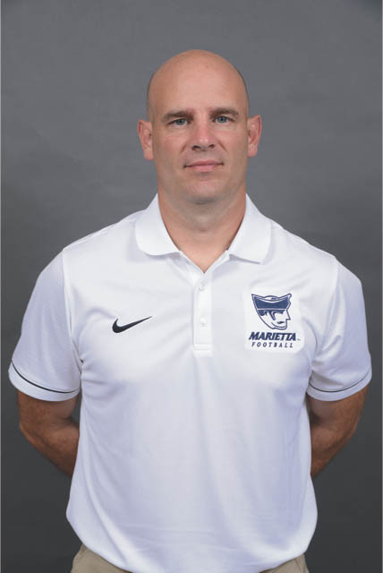 Andy Waddle of Marietta College