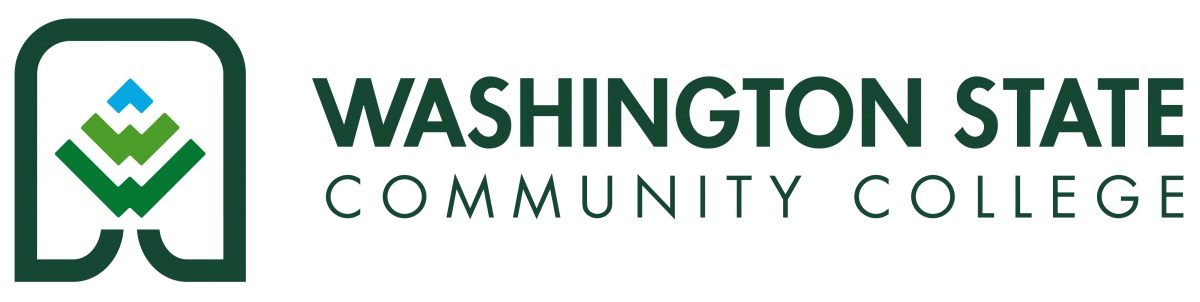 Washington State Community College Logo