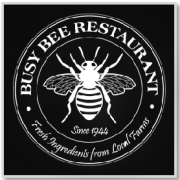 Busy Bee Restaurant Logo