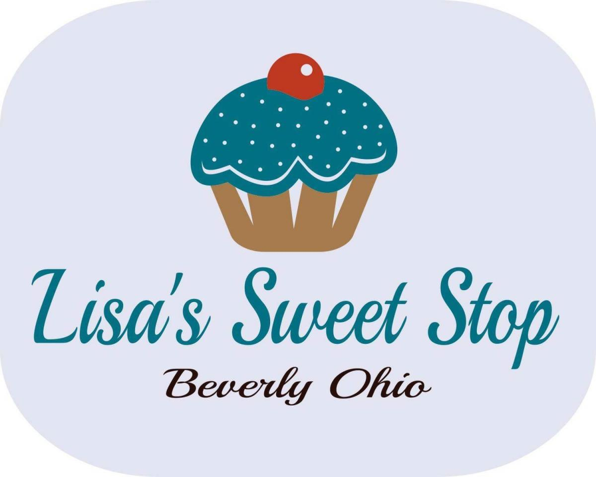 Lisa's Sweet Stop logo