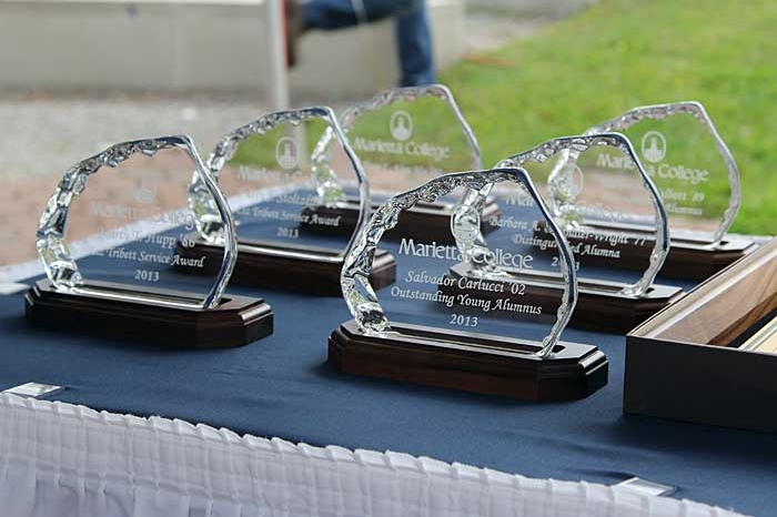 alumni awards from 2013