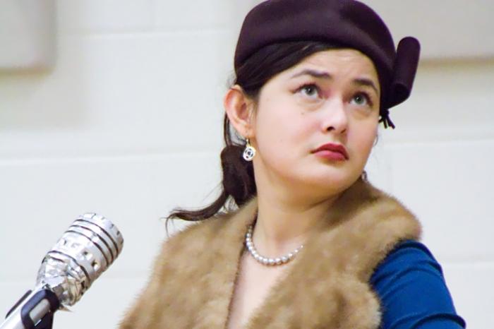 Ayako Diaz opera photo