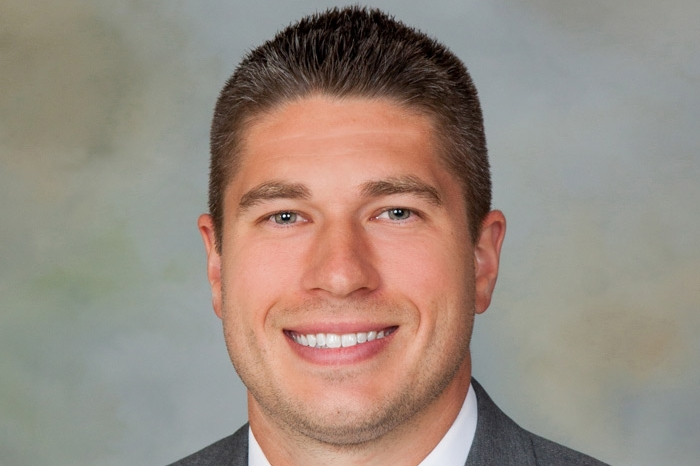 Headshot of PA student Zach Fairbanks