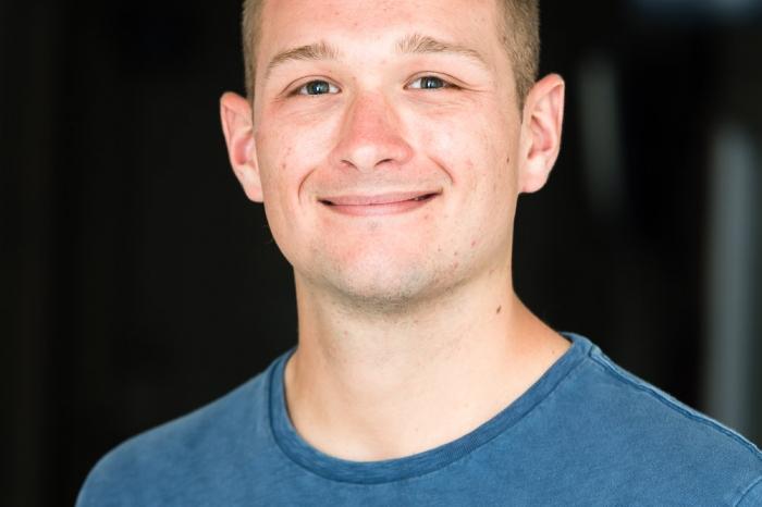 headshot of student Brian Raiff