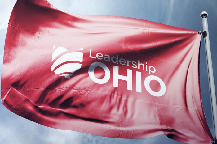 Leadership Ohio flag