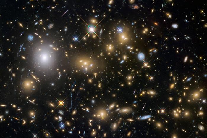 Big Bang via NASA