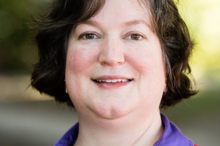 Lynn Bostrom at Marietta College