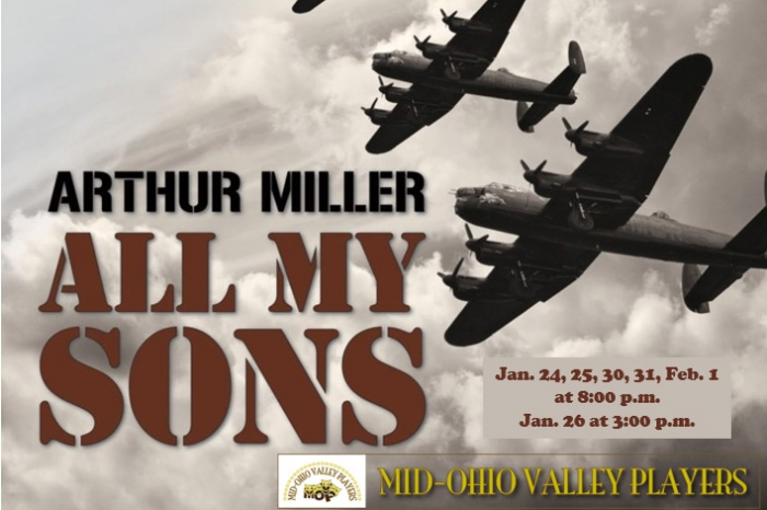 Promo poster of All My Sons