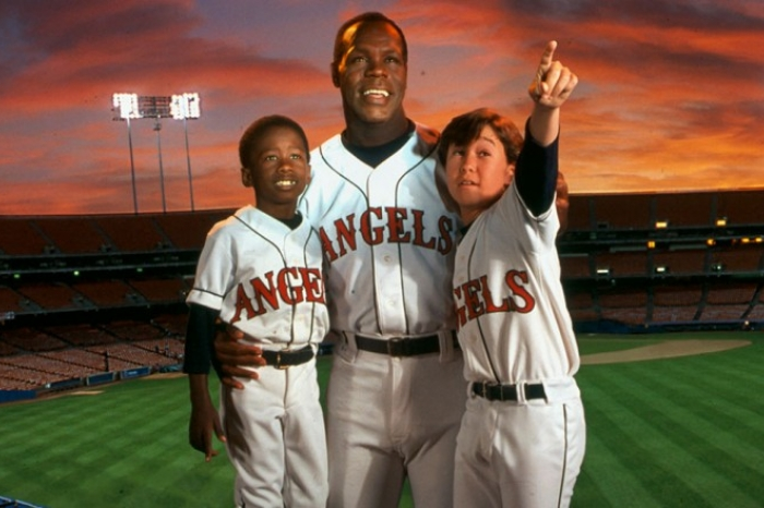 Angels in the Outfield promo photo