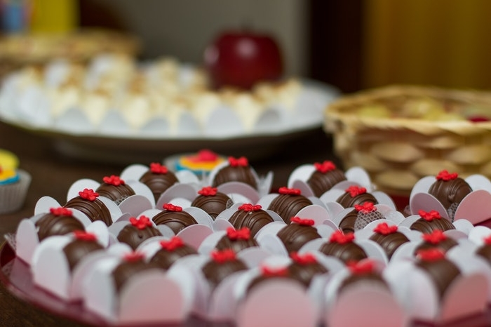 Chocolate and other sweets