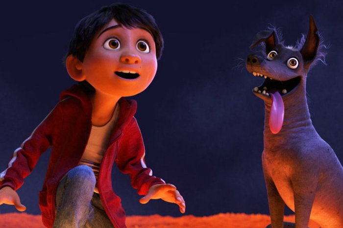 Still from the movie Coco