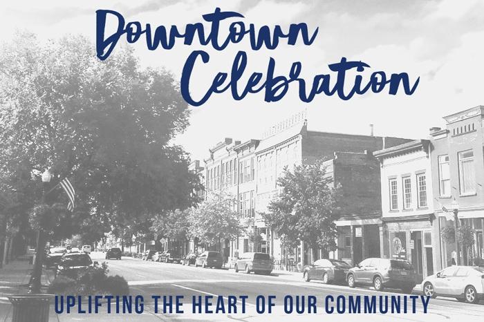 Downtown Celebration graphic
