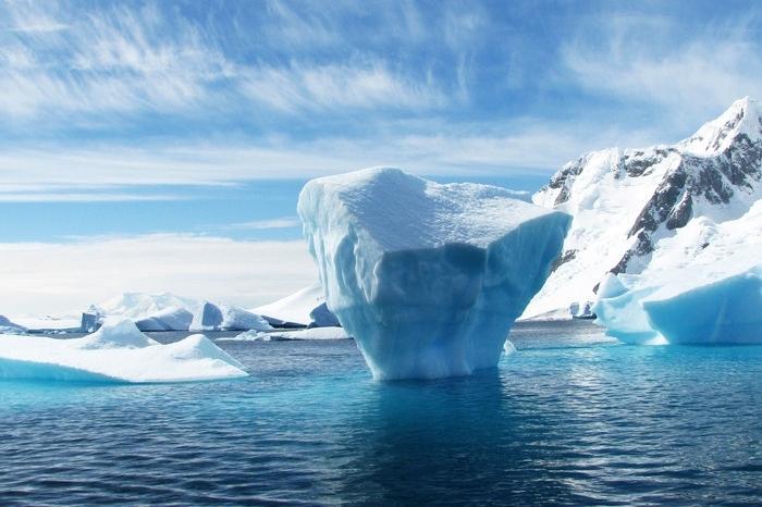 Iceberg at daylight