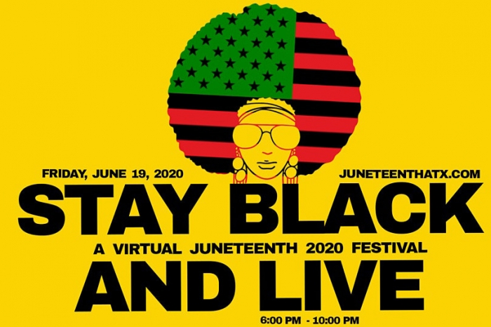Stay Black and Live logo