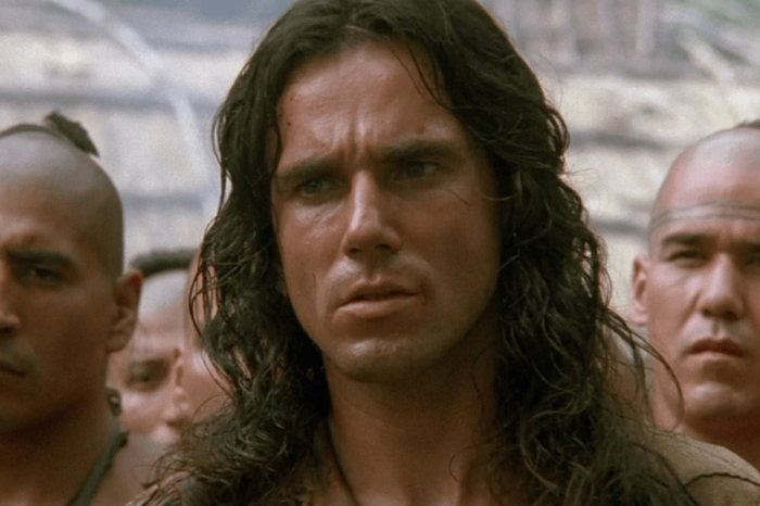 Screen shot of Last of the Mohicans