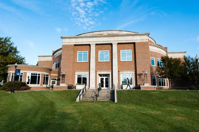 Marietta College's Legacy Library