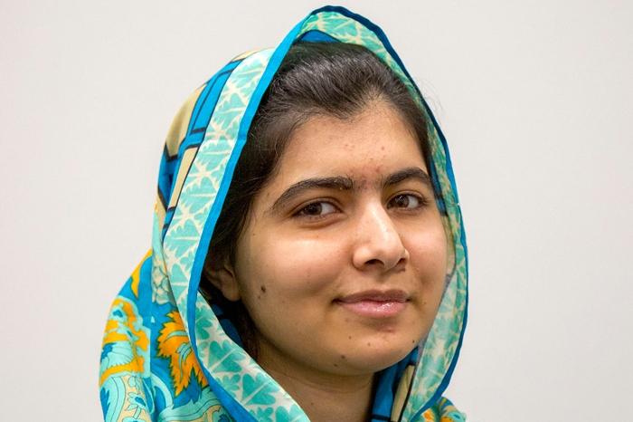 Malala Yousafzai headshot