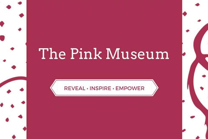 The Pink Museum logo