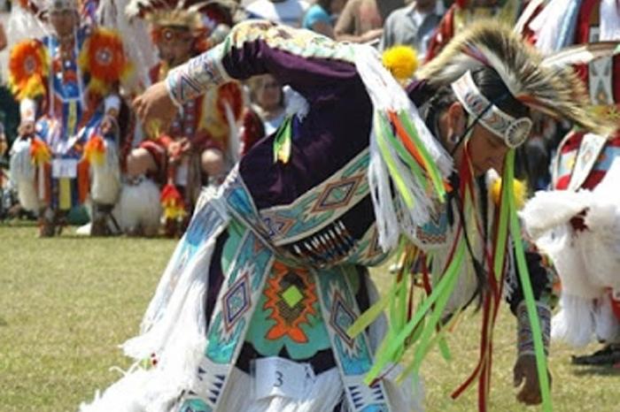 Piscataway Nation Dancer