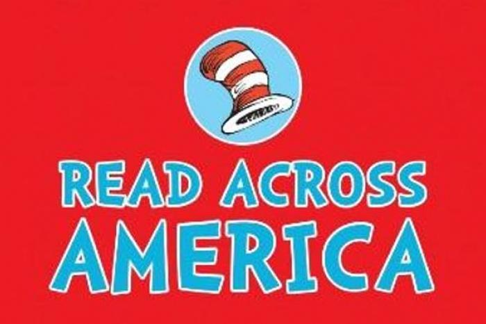 Read Across America logo