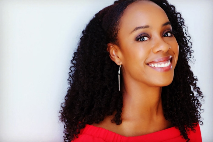 Actress Bianca Sams headshot