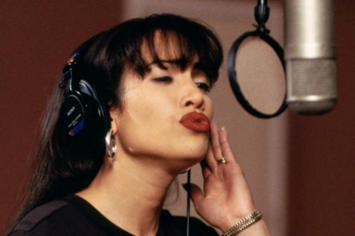 Jennifer Lopez in the movie Selena