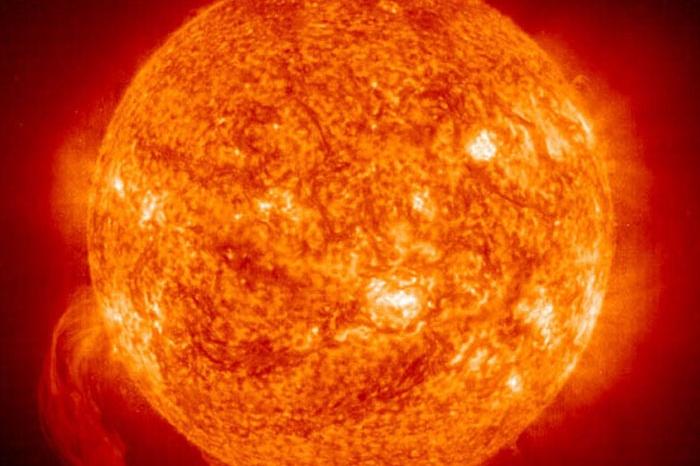 close up photo of the sun