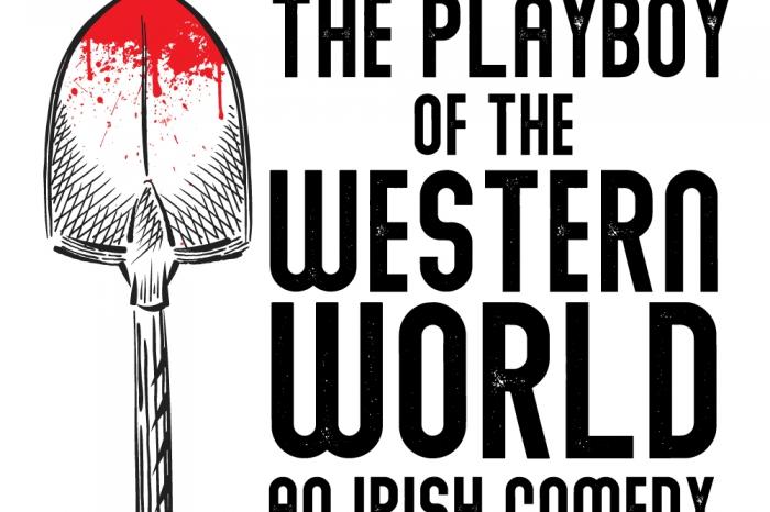 playboy of the western world logo