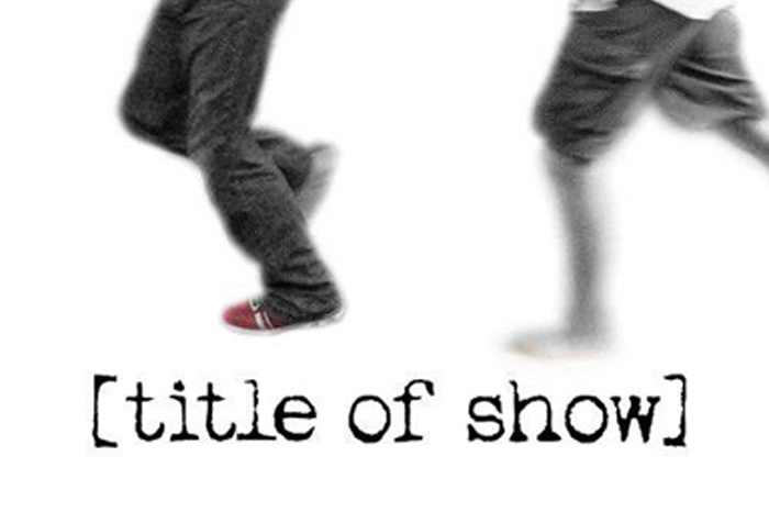 Title of Show logo