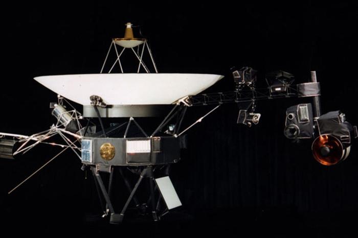 NASA's Voyager space craft