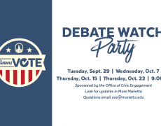 Debate Watch logo