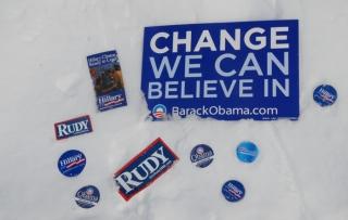 political banner ads