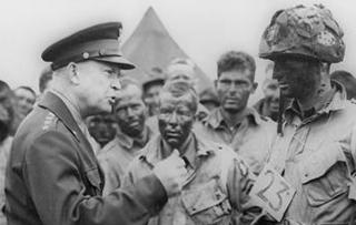 Eisenhower before D-Day