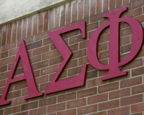 Alpha Sigma Phi Delta Chapter