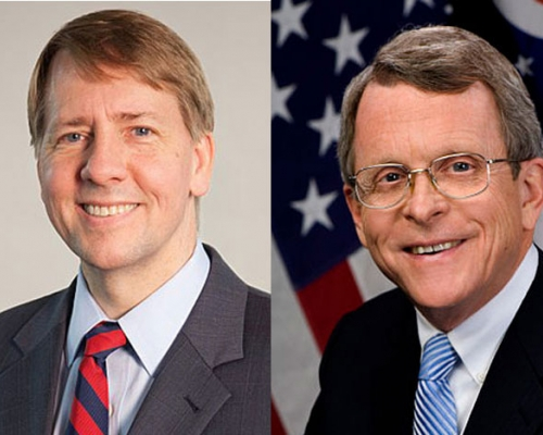 cordray-dewine debate