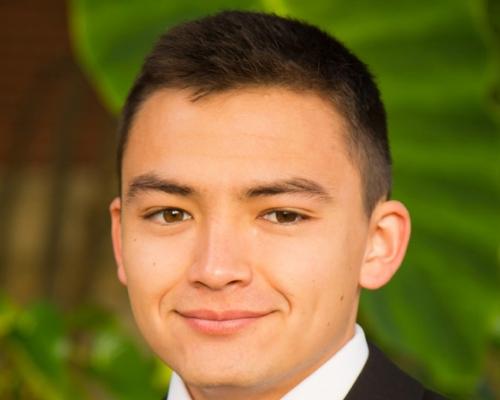 Matthew Chih headshot