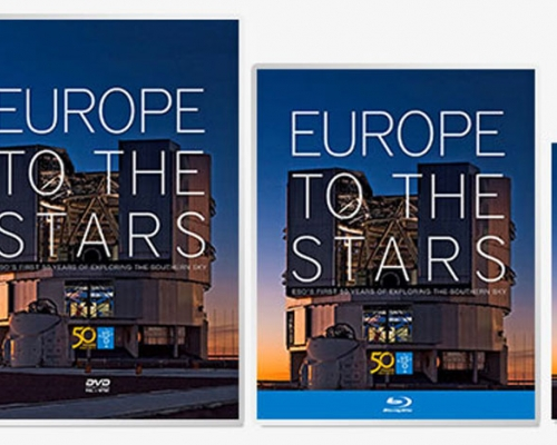 Europe to the Stars promo