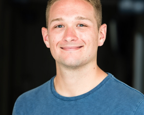 headshot of student Brian Raiff