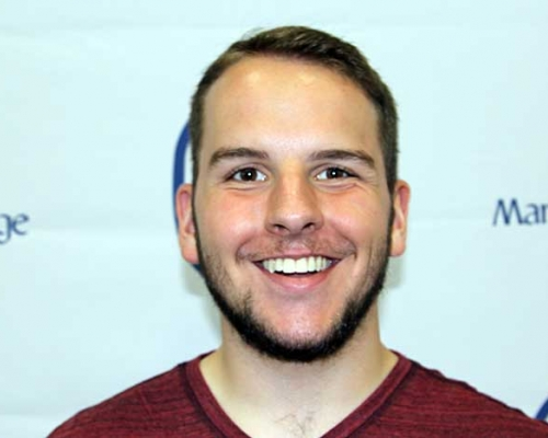 Logan Reynolds headshot