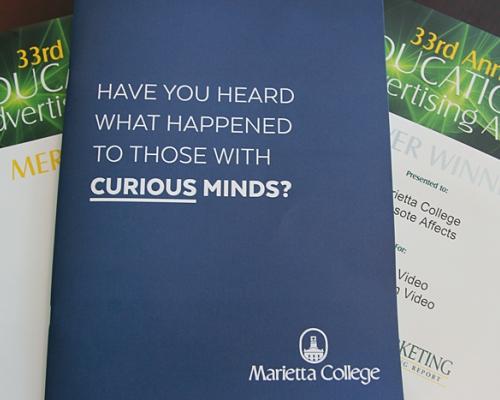 Marietta College viewbook