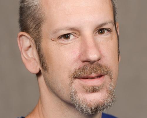 Michael Garriga headshot